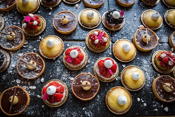 french wedding deserts