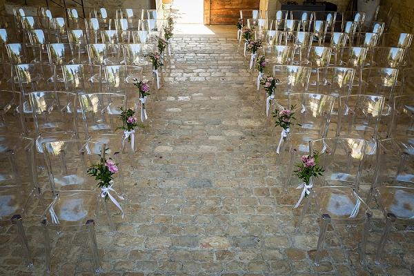 modern wedding ceremony