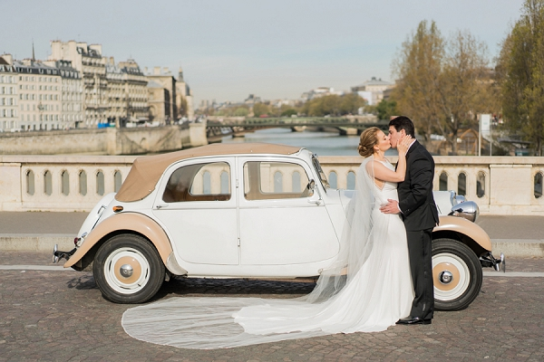 real elopement paris