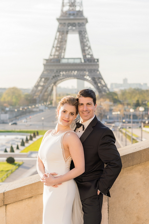 real wedding Paris