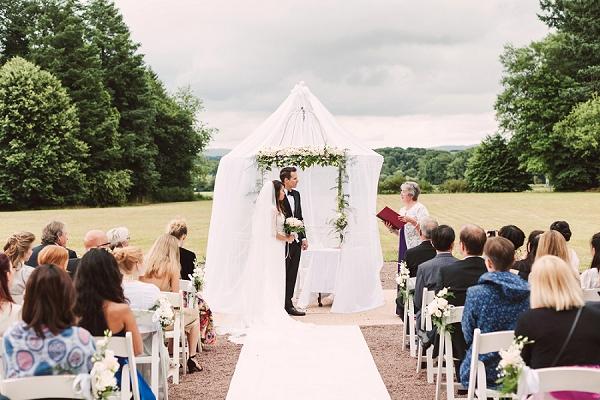 rural france wedding