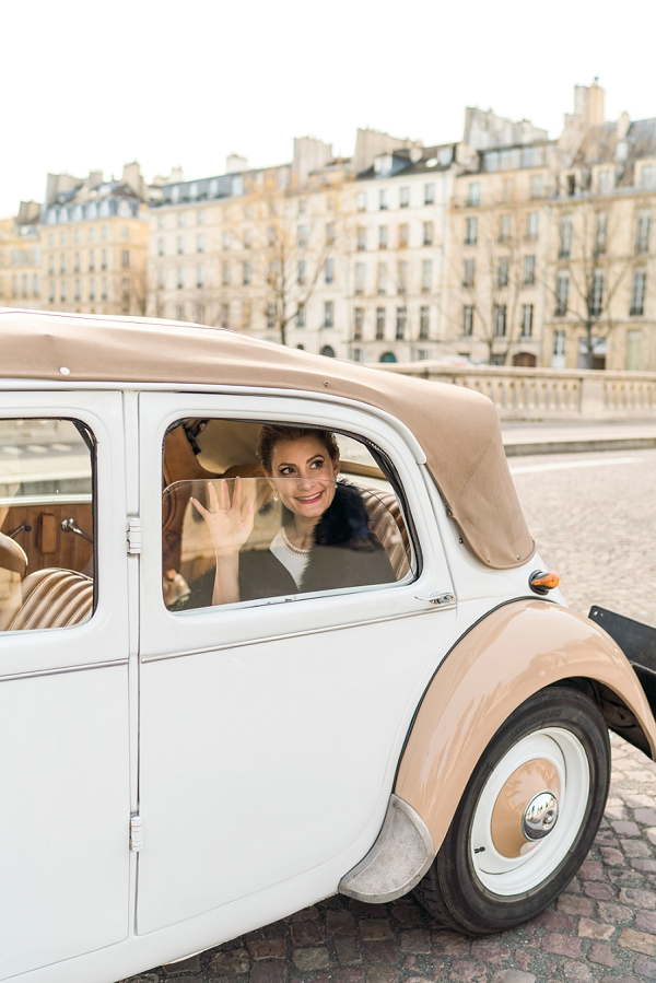 wedding car hire Paris