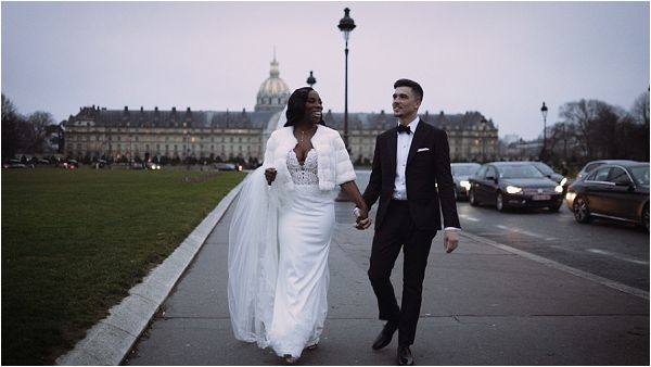 wedding in Paris Photography by Yellowbird visuals