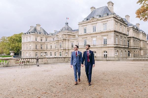 wedding in Paris locations