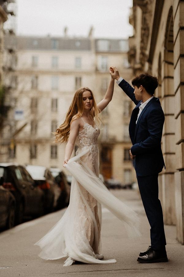 Bloome Bridal wedding dress