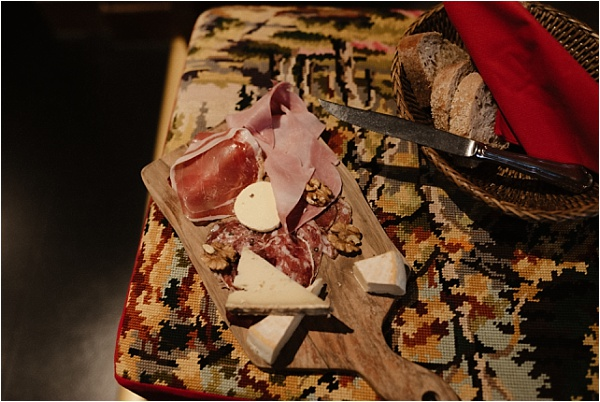 French Breakfast Platter