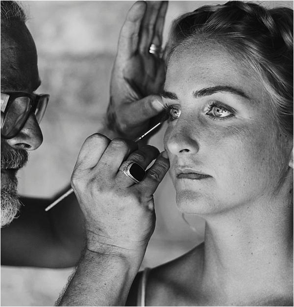 Johan Yvon Makeup Artist