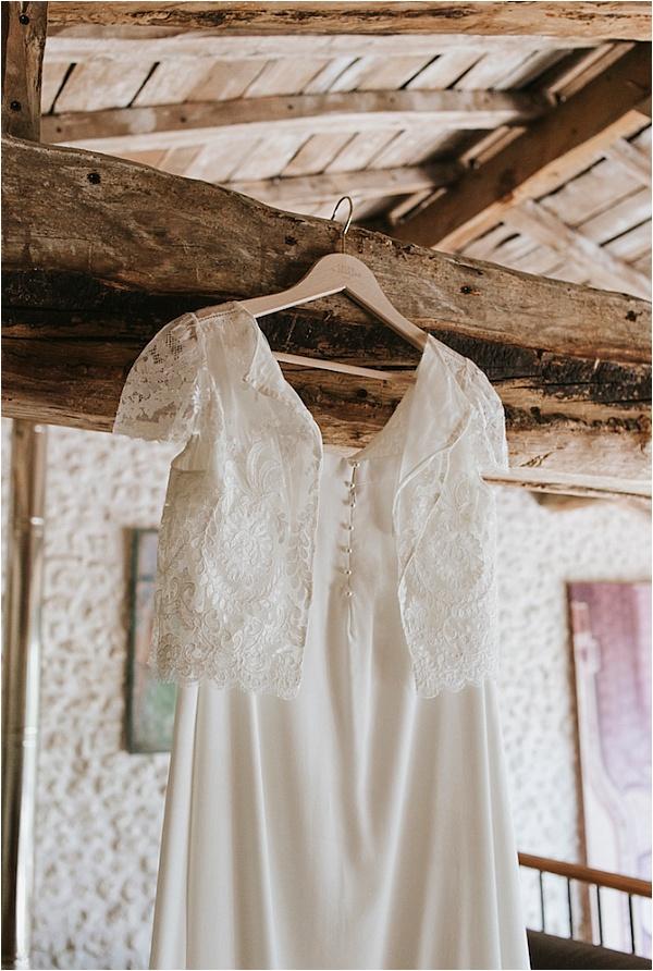 Laure de Sagazan Wedding Dress