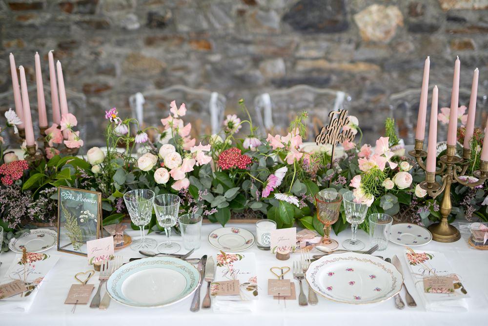 Les Ephemeres Pays de la Loire Wedding Flowers