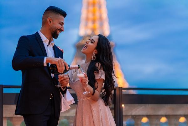 Paris Proposal planner