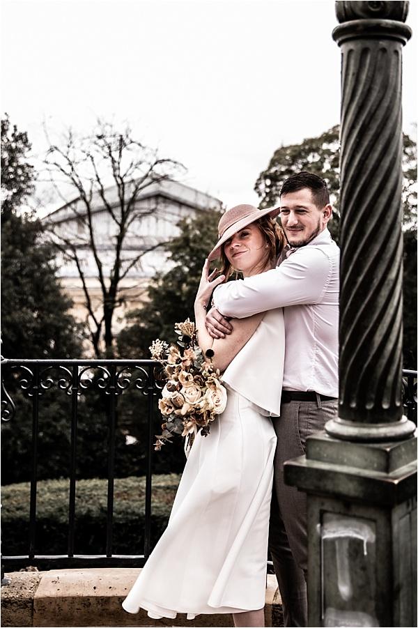Perfect Paris Couple