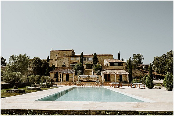 Provence Countryside Wedding