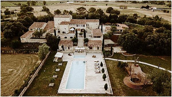 Provence Wedding Villa