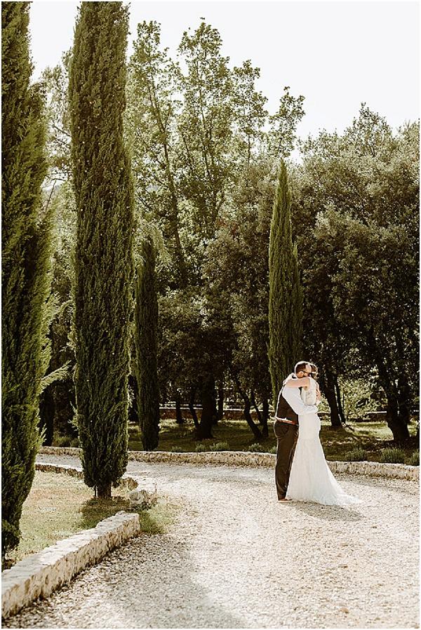 Provence wedding photos
