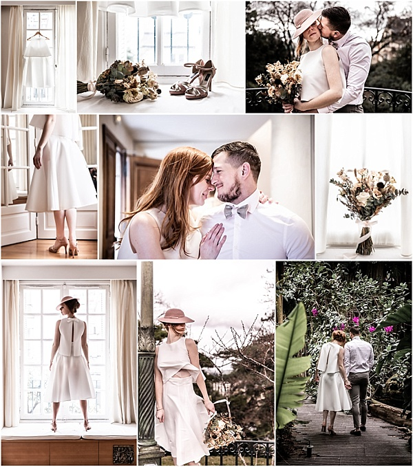 Quintessentially Paris Styled Shoot Snapshot