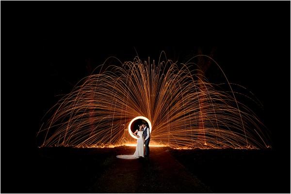 Sparks of romance