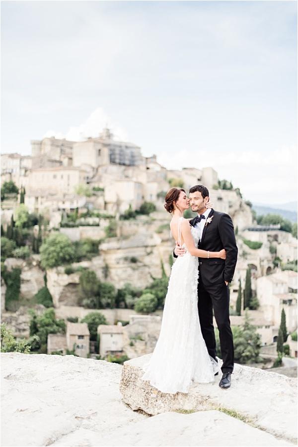 Stunning couple and stunning views
