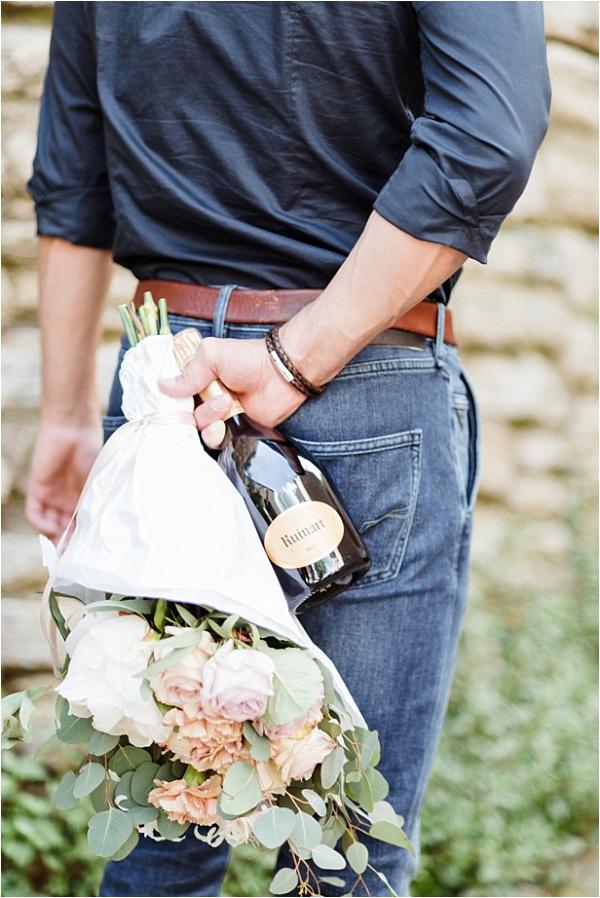 Surprise pre wedding date