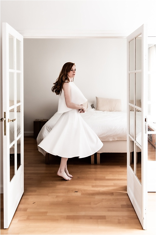 Twirling Atelier Emelia Dress