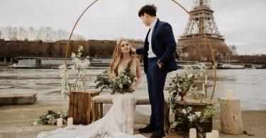 Vintage Romance in Paris