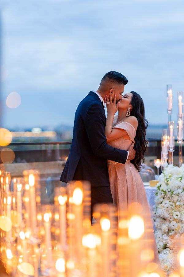 intimate Paris Proposal