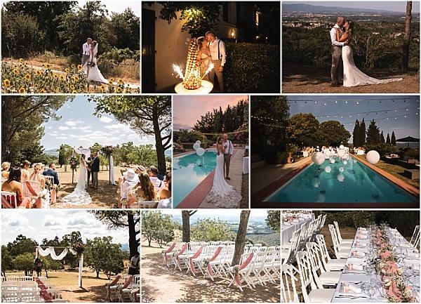 Enzoani Bride for Destination Wedding in France Snapshot