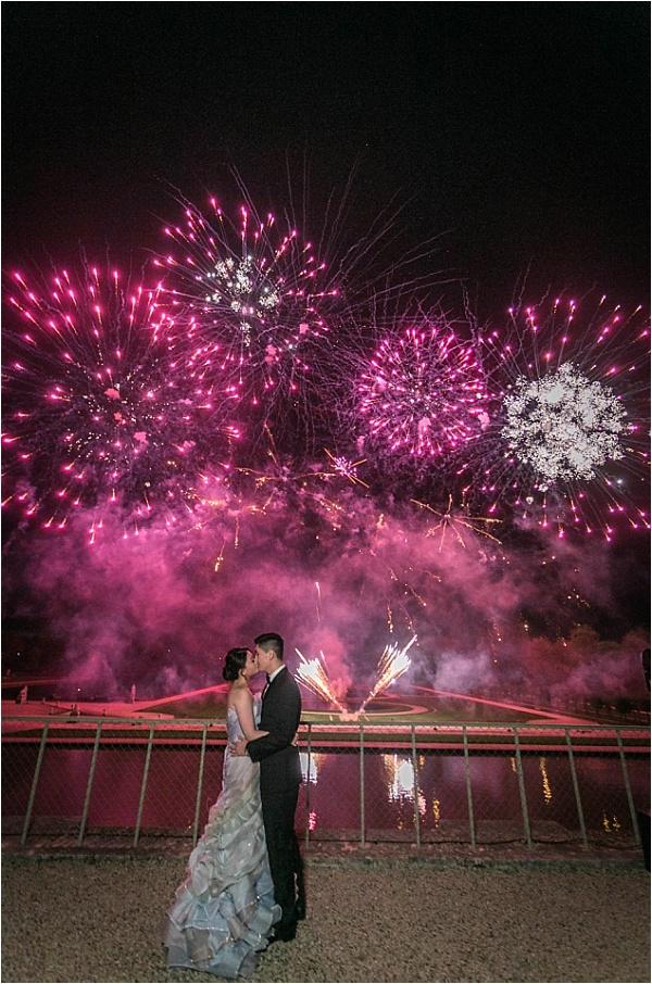 Bespoke fireworks