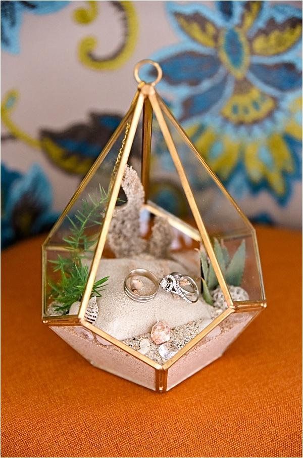 Carribean Ring Box