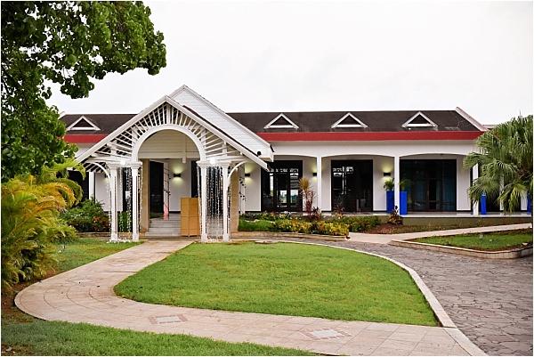 Departmental residence of Gosier
