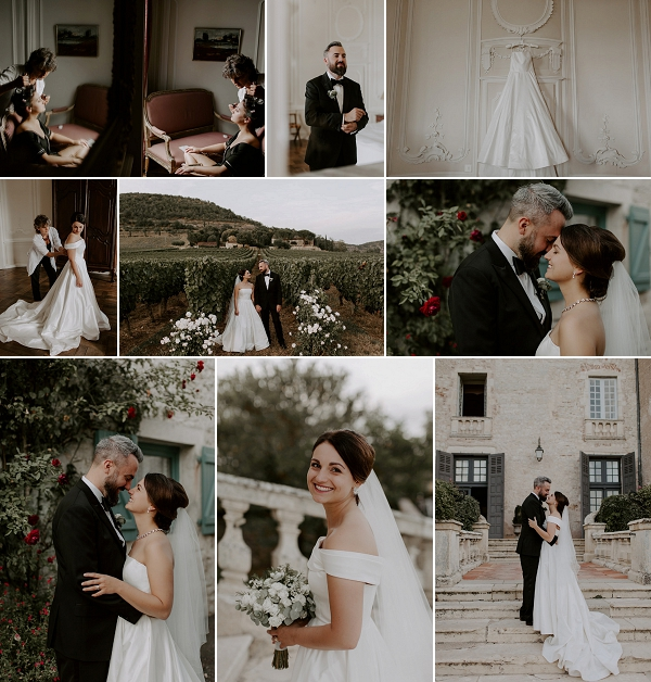 Elope in France to a dream French castle snapshot