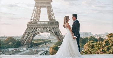 From Hong Kong to Paris Engagement Shoot