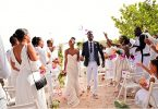 Guadeloupe Beach Wedding