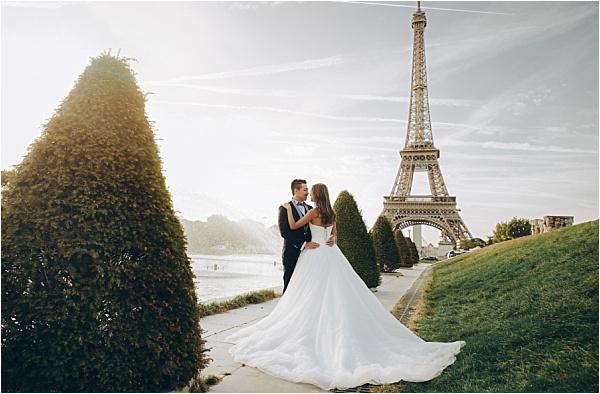 Magnificent Engagement Shoot Paris