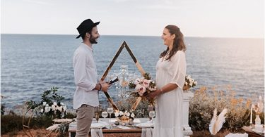 Celebrating love on the French Riviera