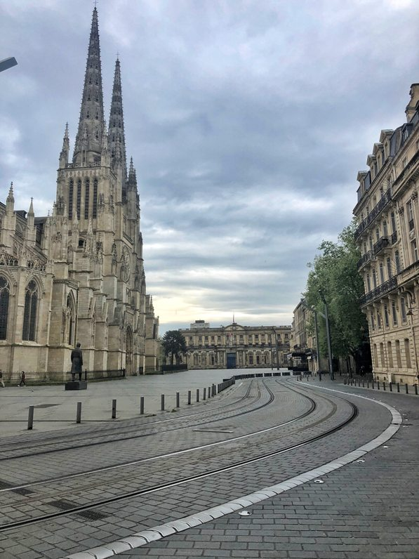 St Andre Cathedral Bordeaux small