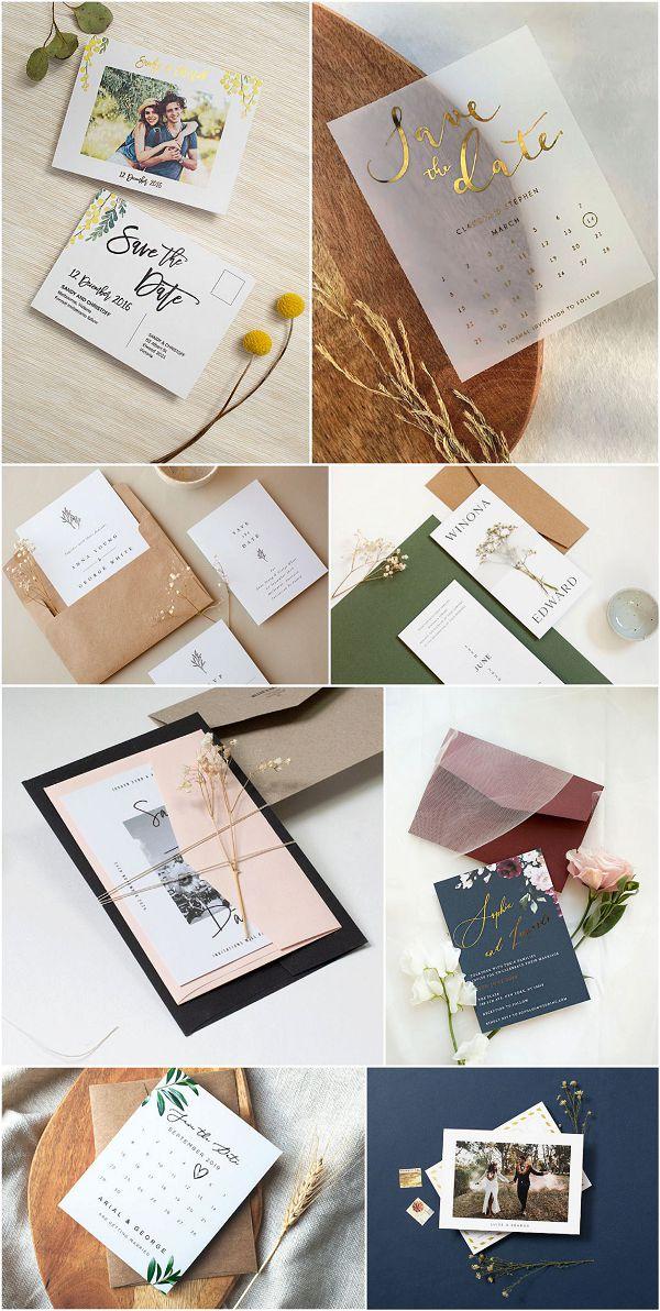 Trends in Wedding Invitations Snapshot
