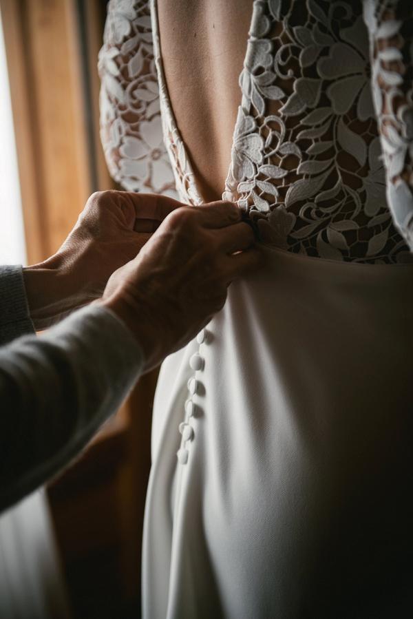 Victoire Vermeulen wedding dress