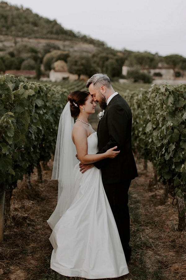 couple Elope in France
