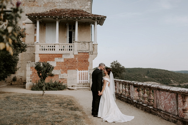 french countryside elopement