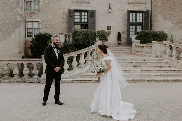 romantic Elope in France