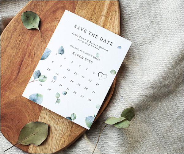 save the date calendar invitation