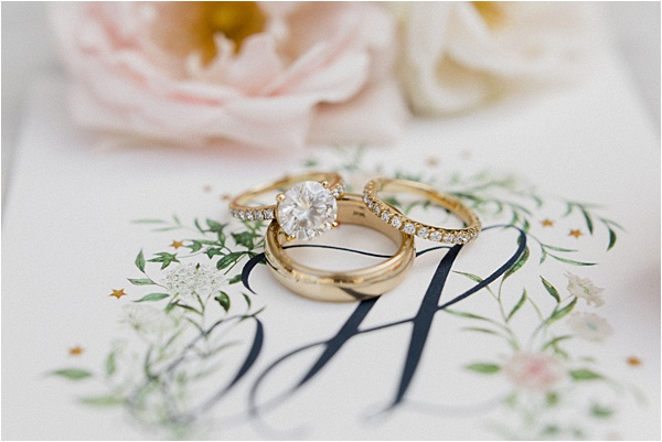 Bespoke wedding rings