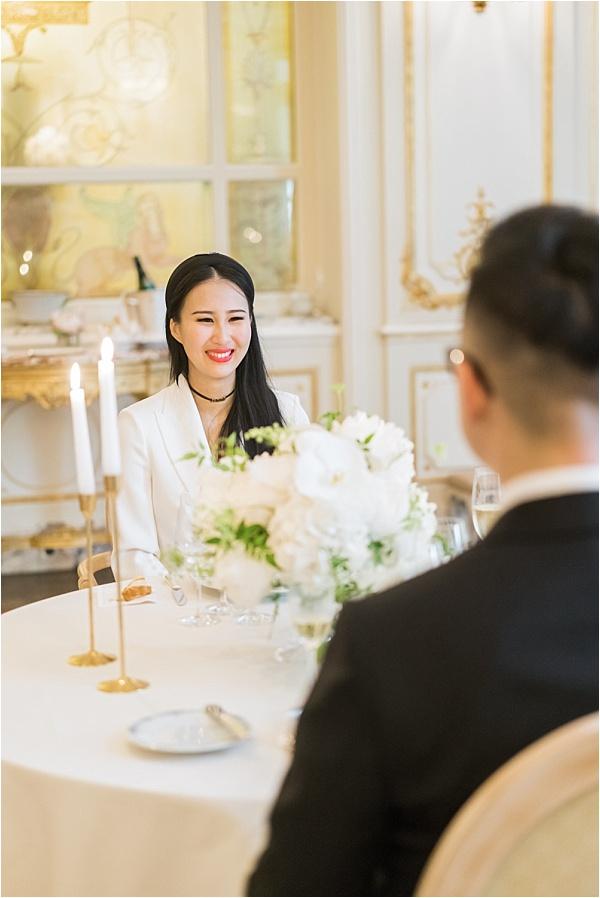 Celebrating micro wedding