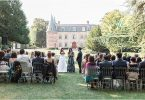 Chateau Comtesse Lafond Epernay, France Wedding