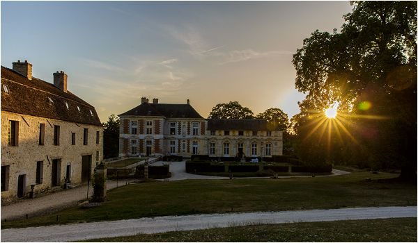 Chateau de Vallery Wedding venue | Image by Charlie Davies Photography