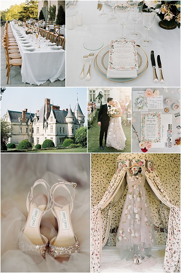 La Vie en Rose inspired wedding by Bubblerock Snapshot