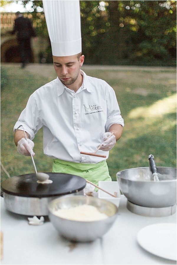 Marc Morel Private Chef