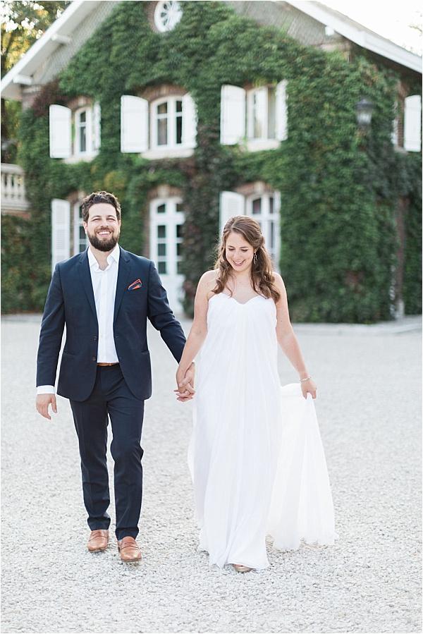 Newlywed Couple Photoshoot