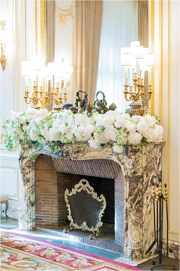 Ritz Paris Fireplace