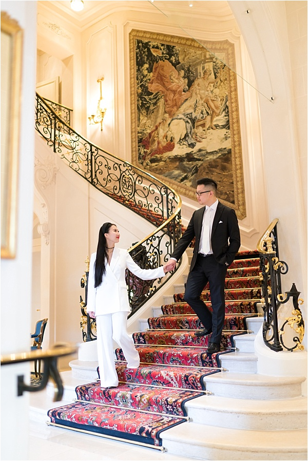 Ritz Paris Photoshoot